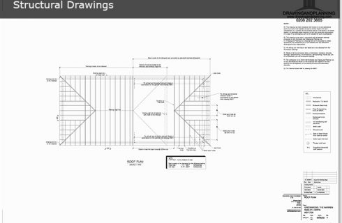 Structural Drawings Drawing And Planning Planning Permission Consultants And Architects In