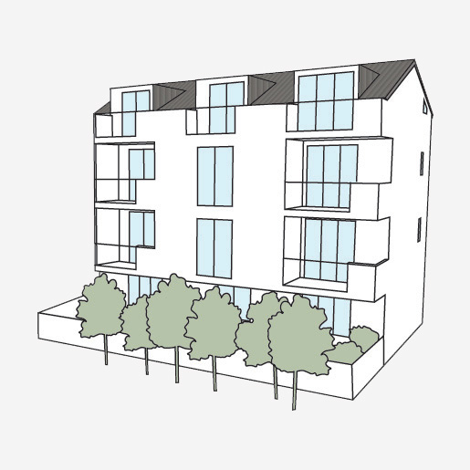 New Build Flats In Hounslow