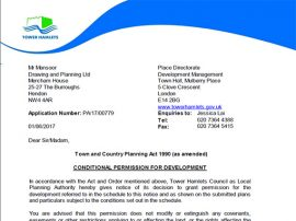 Pricing – Loft Conversion - Planning Application and ...
