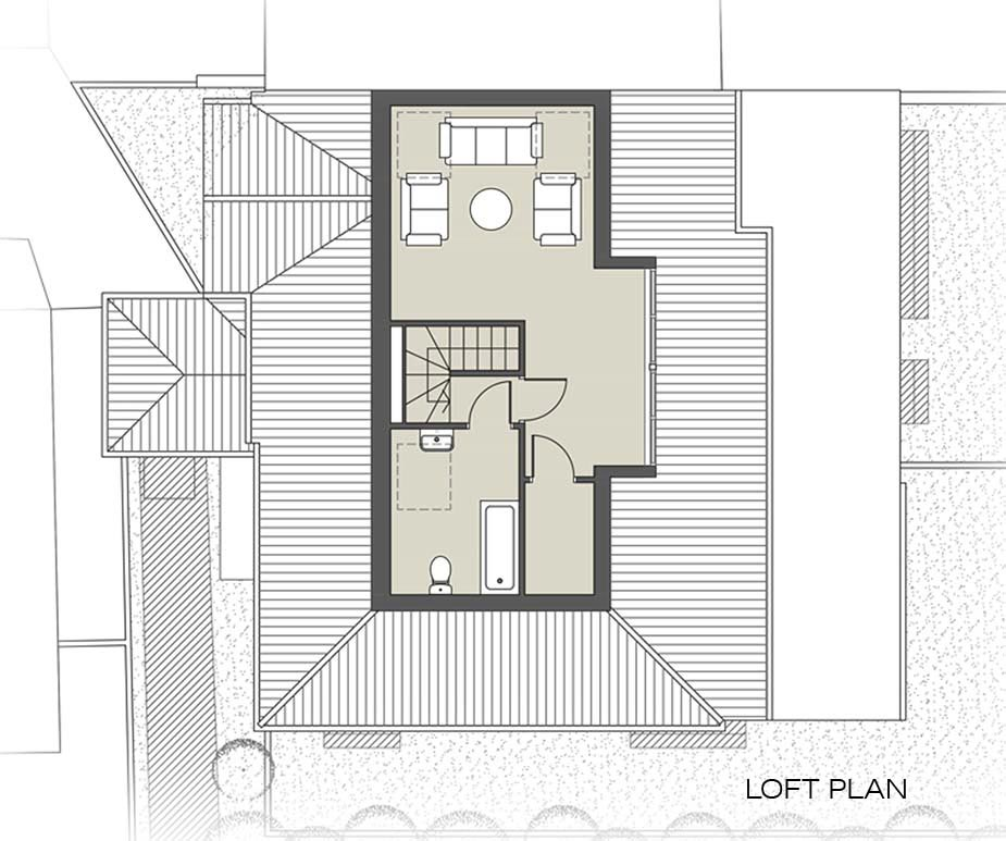 4 Residential Flats With Loft Conversion